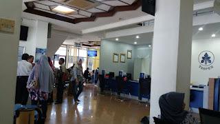 Gunawan Kecewa Pelayanan Taspen Lampung