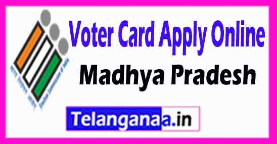 How to Apply Voter ID Card Online in Madhya Pradesh MP