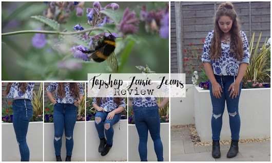 Honest Review: Topshop Jamie Jeans