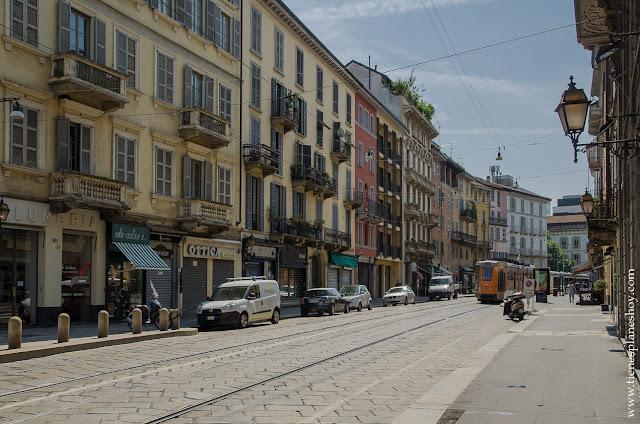 Viaje Turismo Milán días que ver Italia