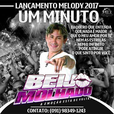BANDA BEIJO MOLHADO - UM MINUTO
