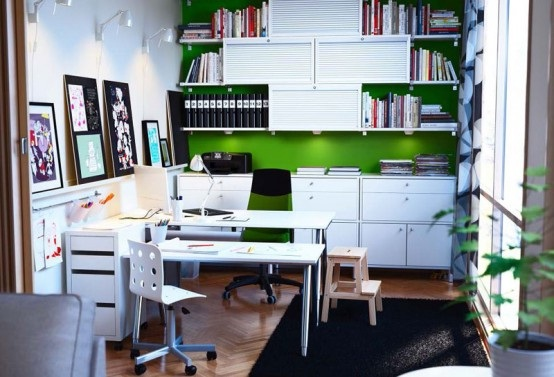 Decora y disena dise os de oficinas ikea 2012 - Ikea mueble oficina ...