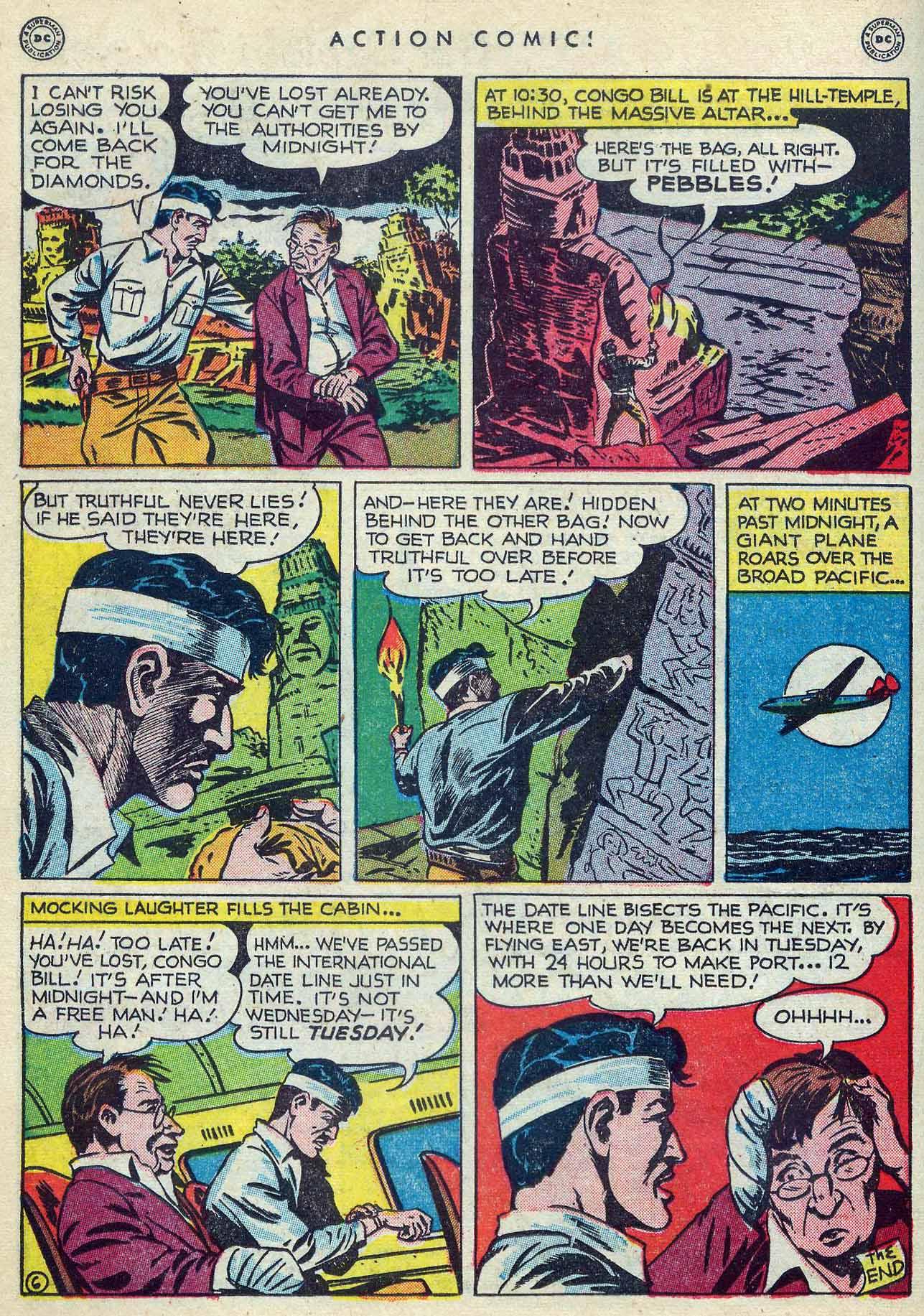 Action Comics (1938) 127 Page 19