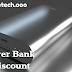 Mi Power Bank kharide 200 Rupees ka discount