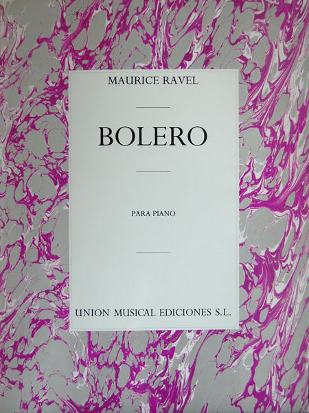Off At A Tangent Ravels Bolero For Piano