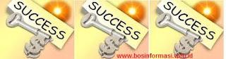 Kunci Sukses Bekerja