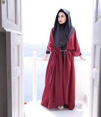 Trend Fashion Anak Muda 2016 15 Model Baju Muslim Modern Zaskia