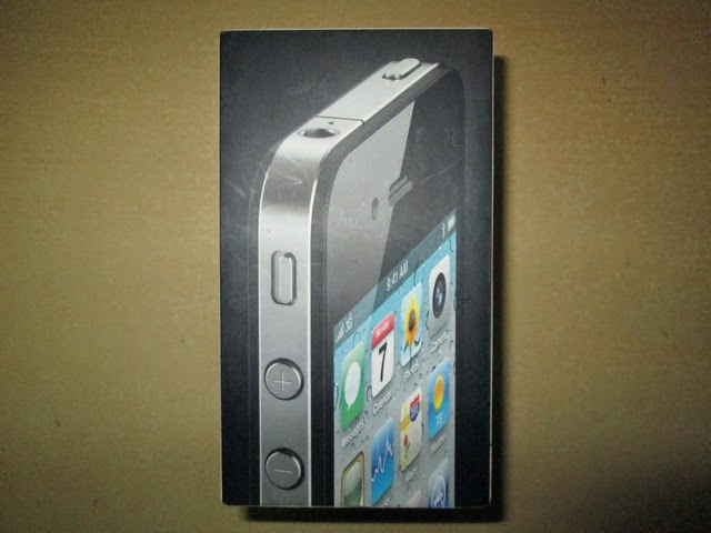 Dus iPhone 4 Seken