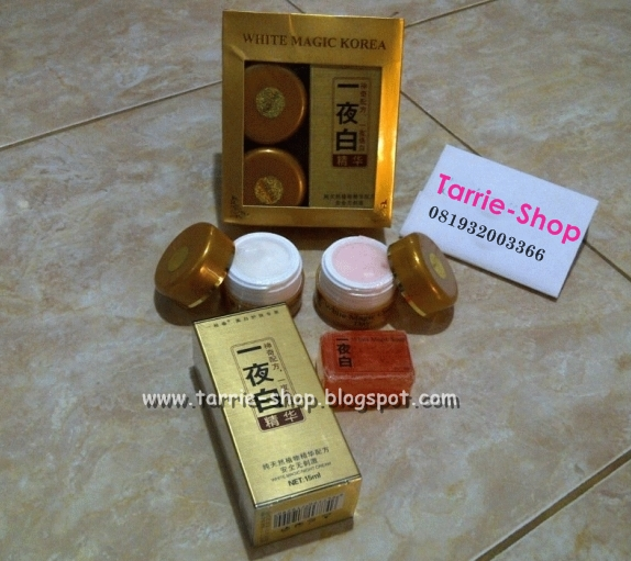 Cream White Magic Korea 4 In 1
