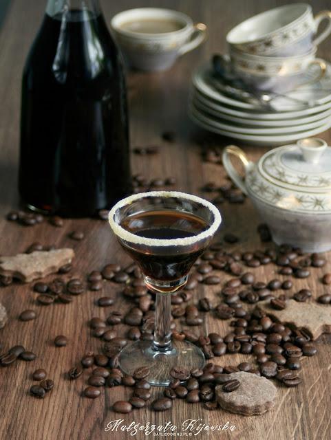 likier kawowy, likier waniliowy, domowy alkohol, nalewka