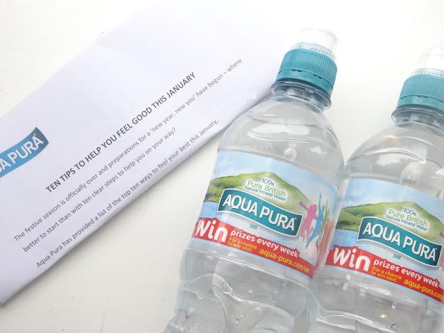 aqua pura water