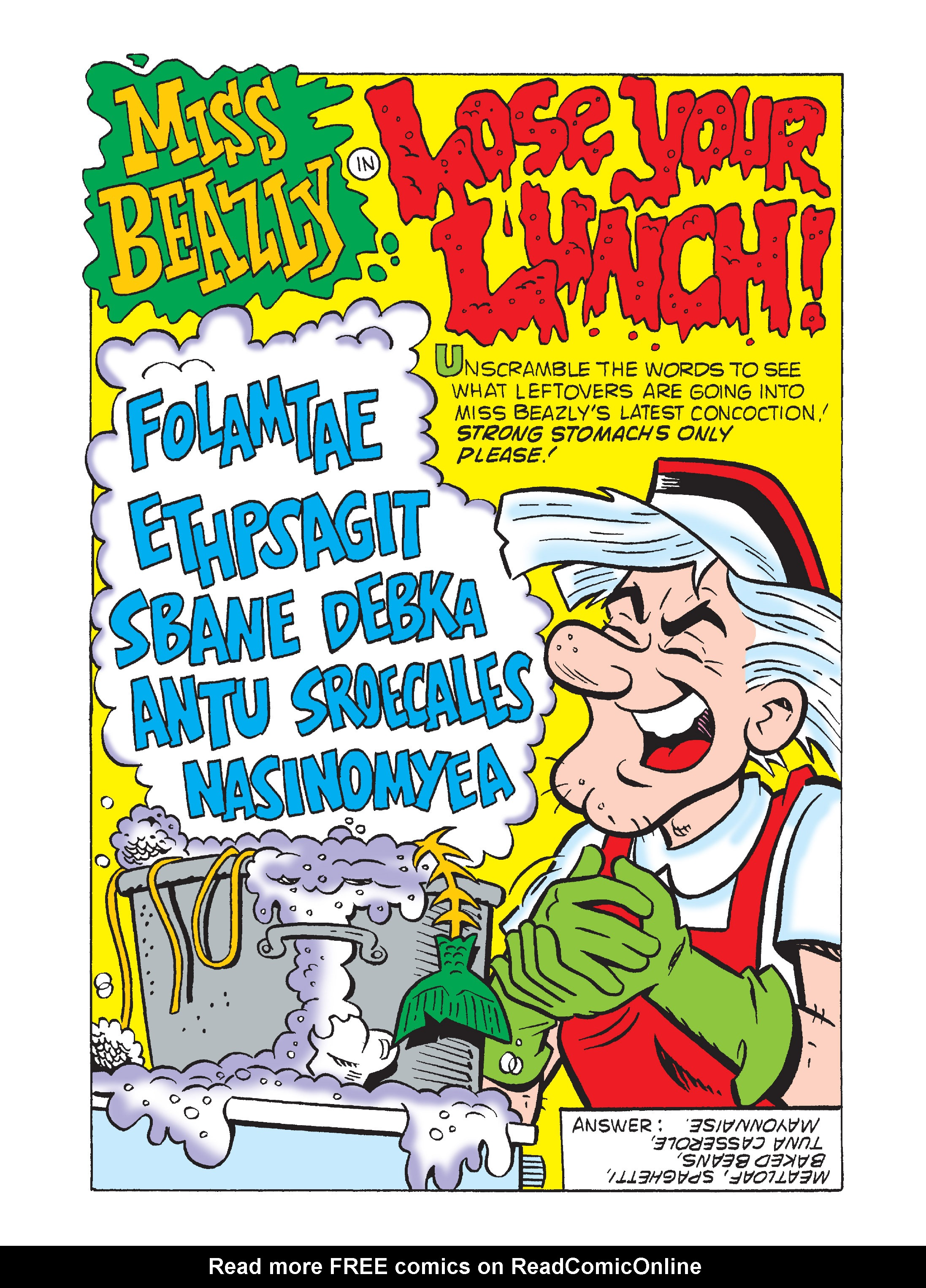 Read online Archie 1000 Page Comics Bonanza comic -  Issue #1 (Part 2) - 38