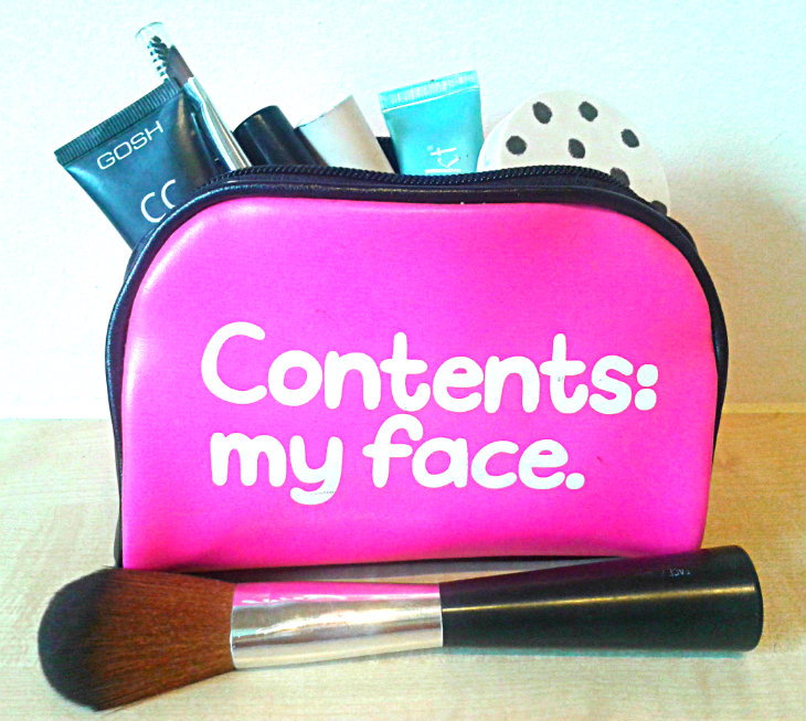 In My Make-Up Bag