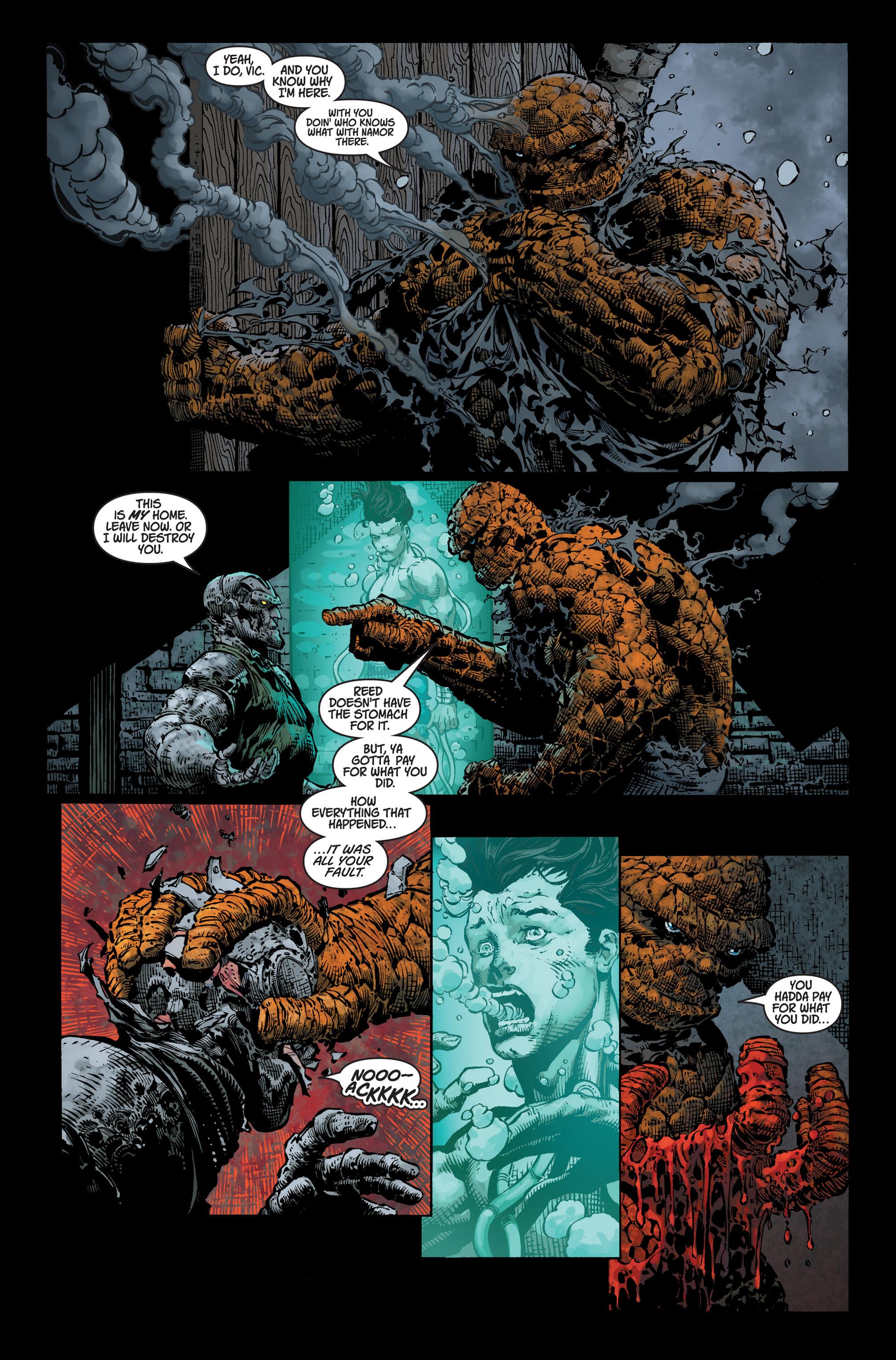 Read online Ultimatum comic -  Issue # _TPB - 114