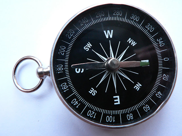 Symbolbild: Kompass