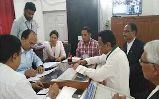 kamal-nath-and-nakulanath-filled-in-nomination