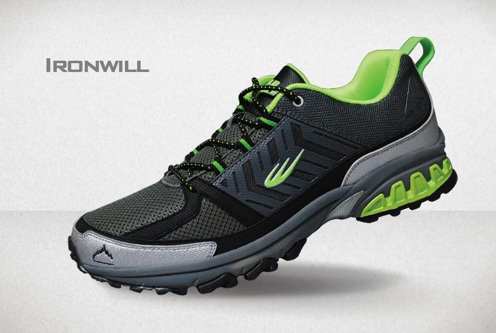 Deemen Runner: World Balance Ironwill Trail Shoes