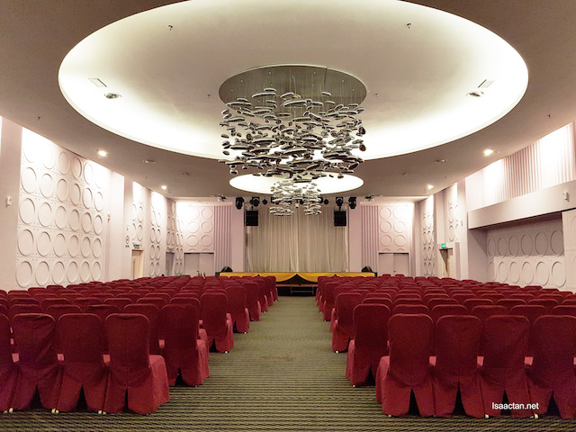 Various conference rooms available at the hotel