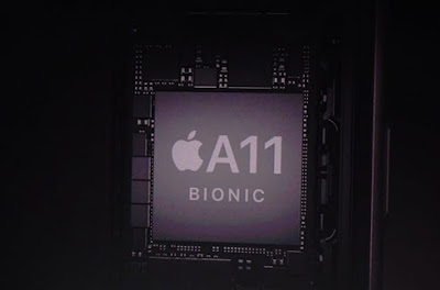Prosesor A11 Bionic iPhone 8 dan 8 Plus