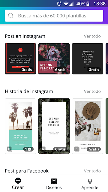 tutorial, canva, instagram, stories, descargas, imagenes, gratis, png