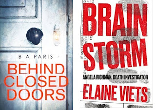 begind closed doors and brainstorm giveaway