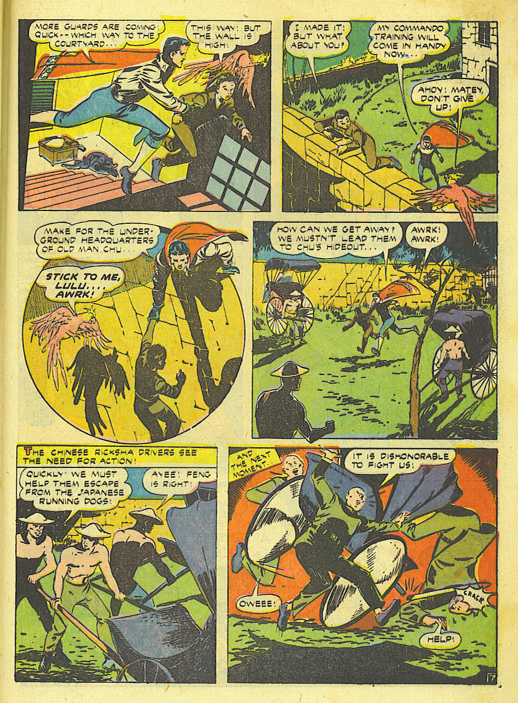 Read online Action Comics (1938) comic -  Issue #67 - 45