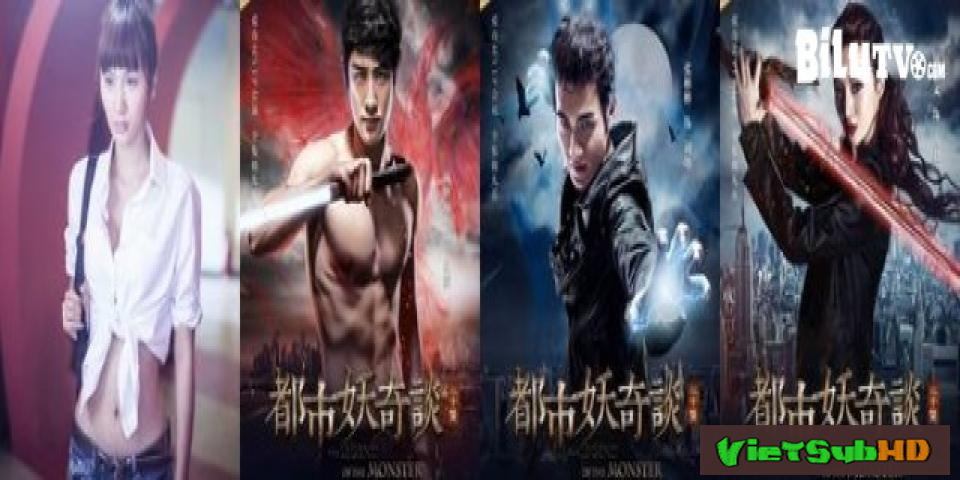 Phim Quái Vật Thành Thị Hoàn Tất (20/20) VietSub HD | The Lengend Of The Monster 2016
