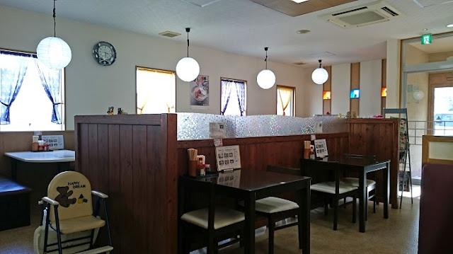 そば処 いちんとぅ家の店内の写真