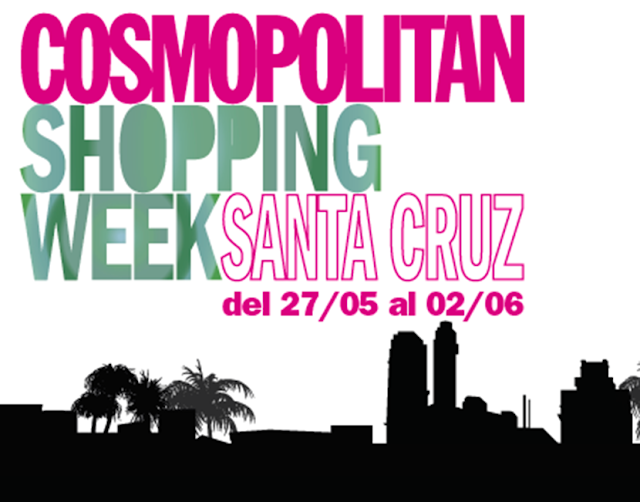 Cosmopolitan shopping week Tenerife, SNB, Fashion Blogger Tenerife
