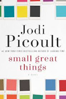 book cover of Small Great Things by Jodi Picoult fiction