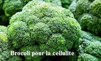Brocoli pour la cellulite