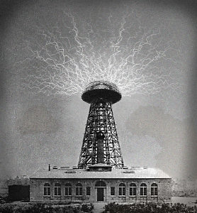 Nikola Tesla | The Research Rabbit Whole