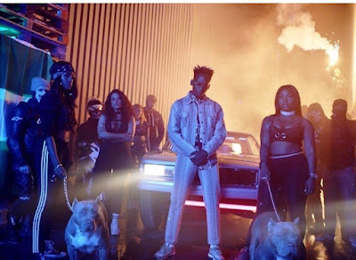 Mr Eazi ft Lousika – Meant To Be