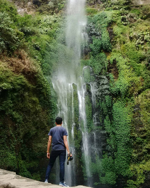 foto coban rondo waterfall