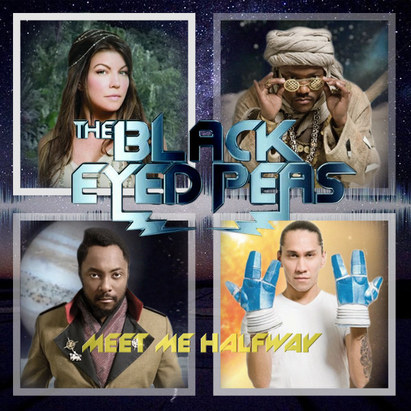 black eyed peas meet me halfway lyrics and song