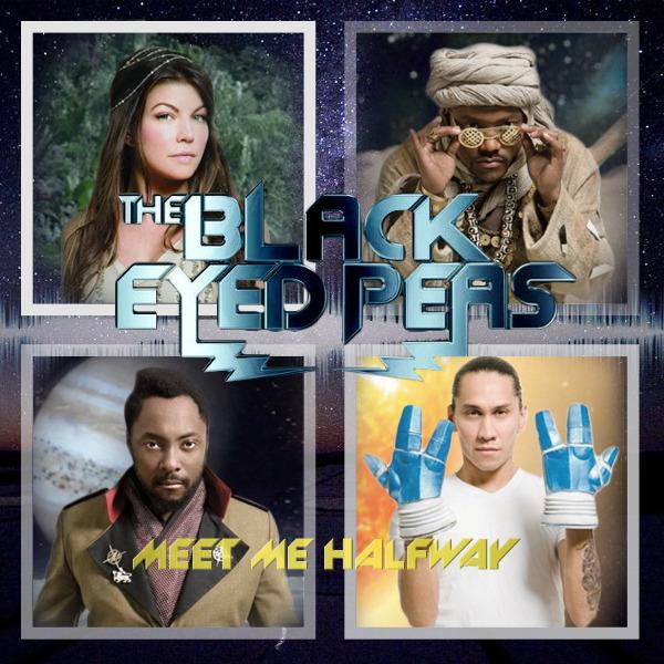 Black Eyed Peas  Meet Me Halfway Lyrics  Lyrics Like