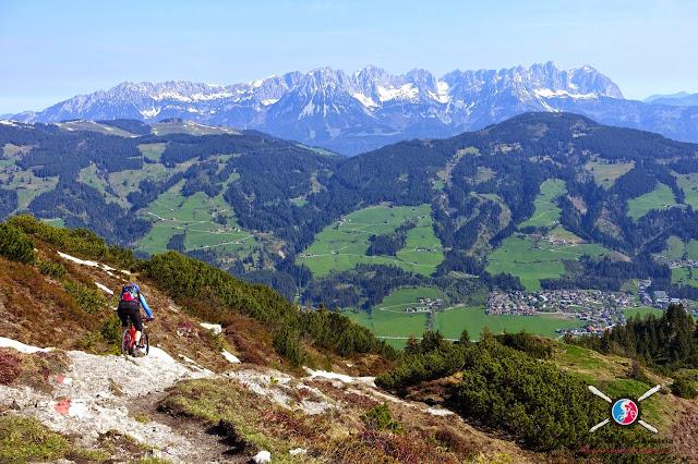 Biketouren unter 1000 hm