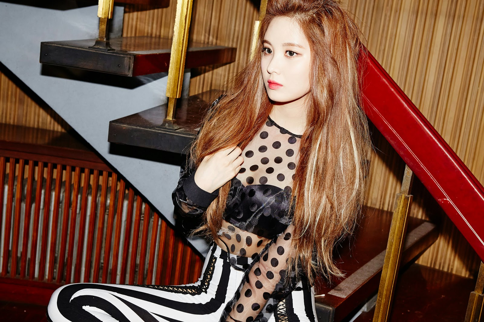 KPop Diet #10: TTS Holler - Seohyun Comeback Diet and Workout