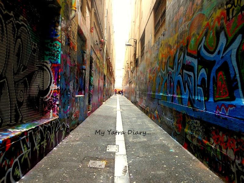 An Open Gallery Melbourne S Street Art And Graffiti