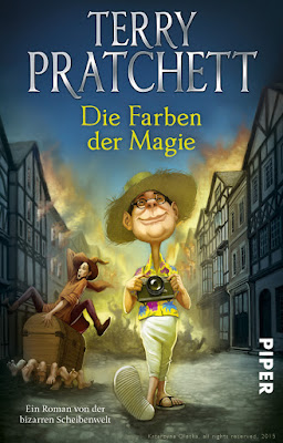 Terry Pratchett Color of Magic