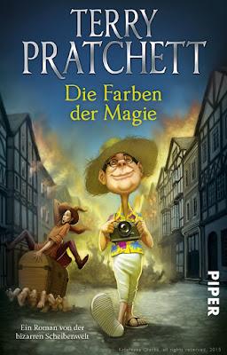 Terry Pratchett Color of Magic