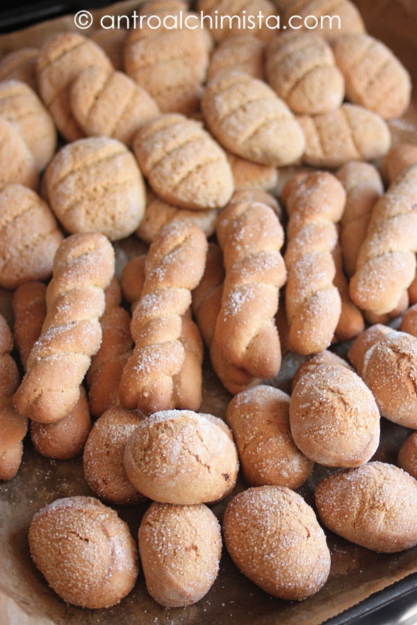 Biscotti alla Panna e Caffè (da inzuppo)