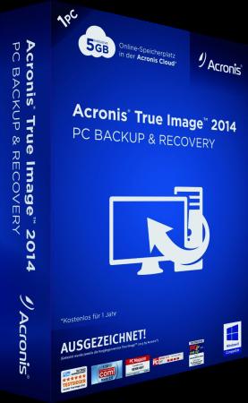 Acronis True Image 2014 17.0 Build 5560 Premium Bootable ...
