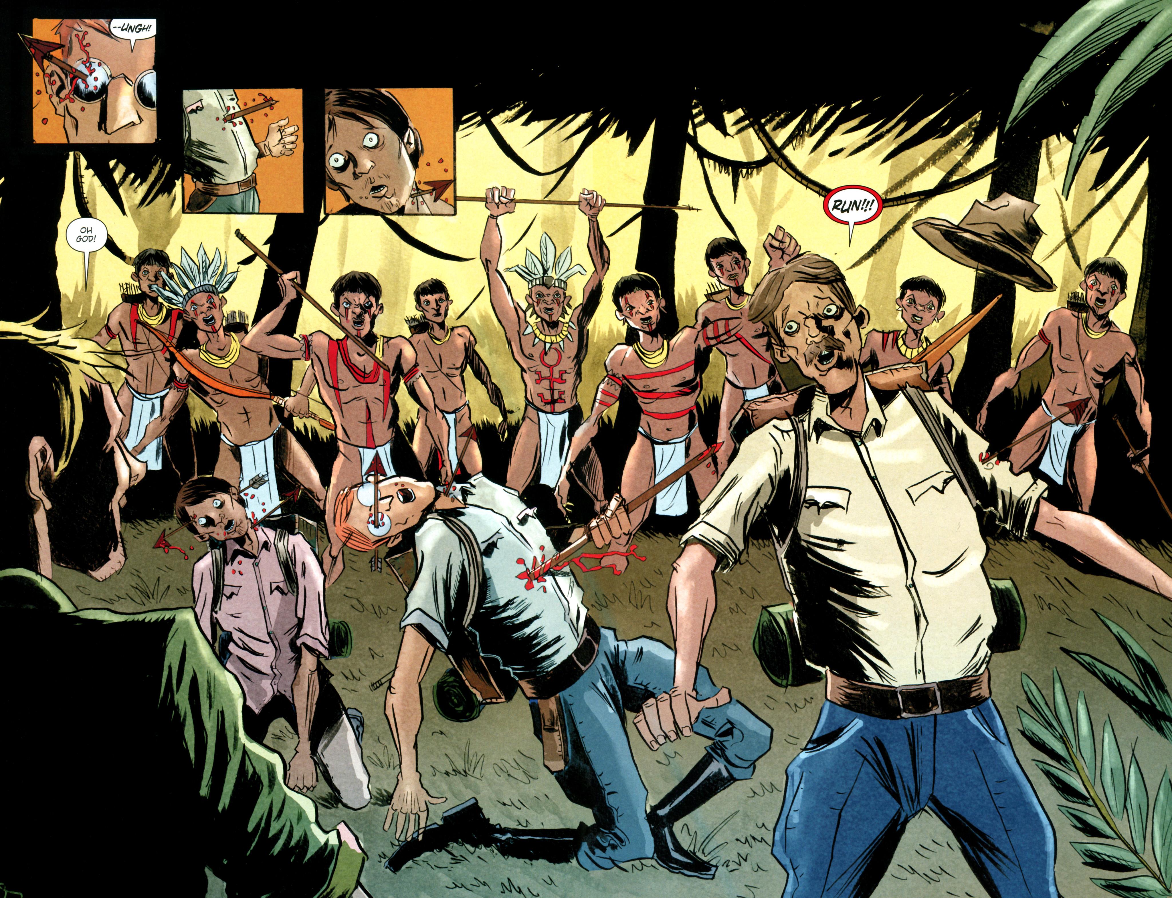 Read online Trillium comic -  Issue #1 - 12