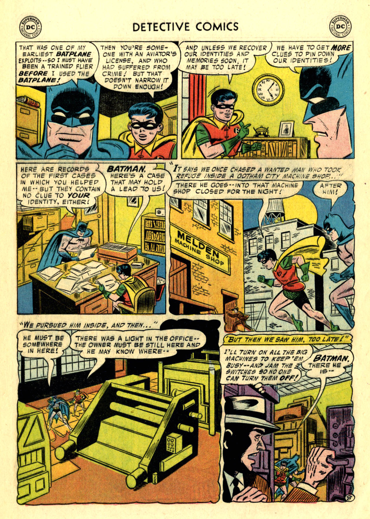 Detective Comics (1937) 234 Page 9
