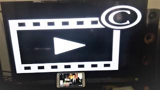 Menggunakan screen cast pada aplikasi Hooq dan Iflix