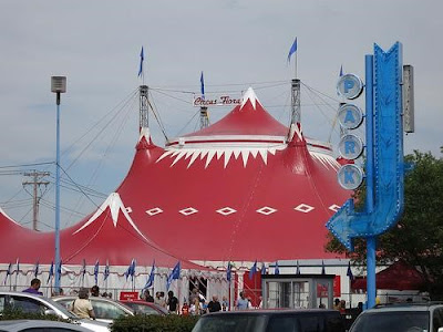 Circus in St. Louis