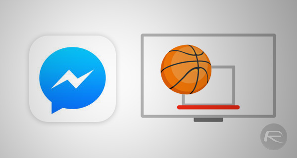 Το κρυφό παιχνίδι μπάσκετ που μπορείτε να παίξετε στο Messenger!!