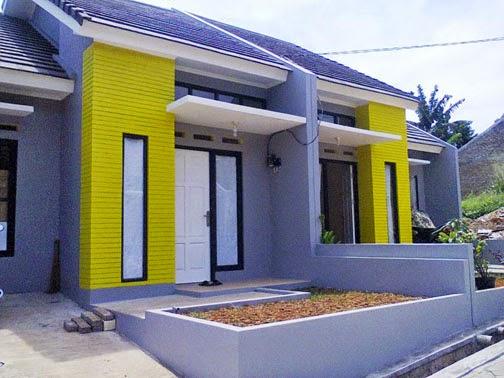 Terbaru 18 Warna Cat Dinding Luar Rumah Sederhana Simple ...