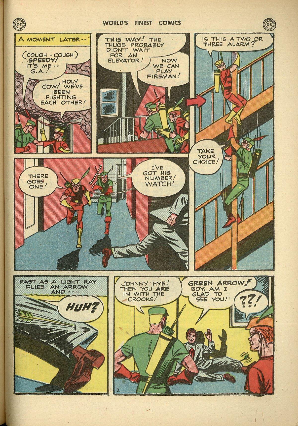 Read online World's Finest Comics comic -  Issue #26 - 57